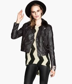 2013 New Fashion Jacket Leather Woman Warm Collar Cotton Lining Leather Fur Coat Winter Thick Black Outwear