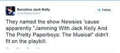 JAMMING WITH JACK KELLY AND THE PRETTY PAPERBOYS