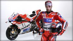 The 2016 Ducati Team MotoGP