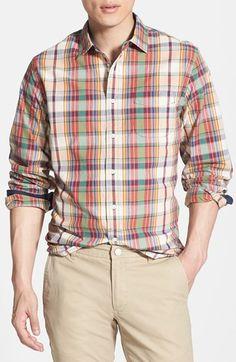 Smart Casual, Men Casual, Mens Designer Shirts, Sports Shirts, Formal, Poplin, Shirt Designs, Nordstrom, Plaid