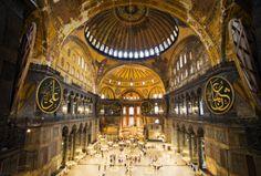 Istanbul is #HomeOf #HagiaSophia