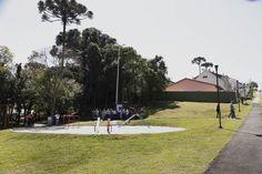 Bosque de Conservação da Biodiversidade Urbana (BCBU) no bairro Uberaba. Curitiba - Foto: Luiz Costa/SMCS - Álbum - Prefeitura de Curitiba