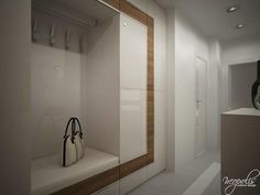 Predsien - Kolekcia užívateľky kiva | Modrastrecha.sk Komodo, Bathroom Lighting, Oversized Mirror, Furniture, Home Decor, Design, Hall, Entryway, Bathroom Light Fittings
