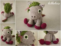 lilleliis - world full of amigurumi and cuteness- cute inspiration- only a couple patterns in English here: http://lilleliis.blogspot.com/2012/03/tasuta-opetused-free-patterns.html