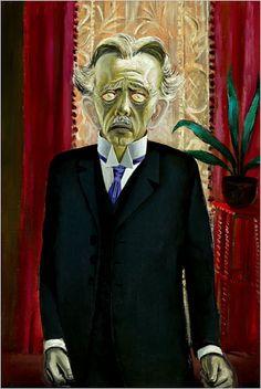 Max Beckmann (1884-1950) : Friedel Battenberg, 1920