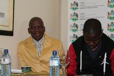 #MandelaMarathon #Ambassadors Willie Mtolo & @AlexMthiyane #Redlands #PMB