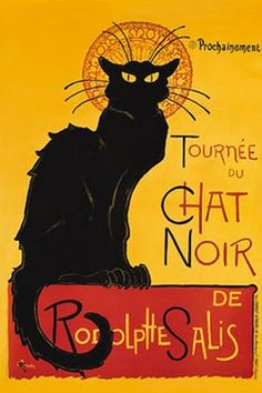 I have so much Chat Noir stuff...speaking of which I really need to get that print framed...