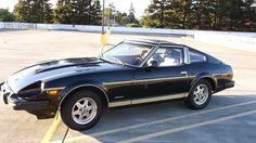 Daily Turismo: 5k: Black Gold: 1981 Datsun 280ZX S130