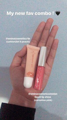 Body Makeup, Kiss Makeup, Makeup Set, Makeup Tips, Peach Lips, Ombre Lips, Baby Skin Care, Lip Shine, Aesthetic Makeup