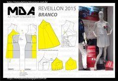 ModelistA: A3 NUMo 0162 BRANCO REVEILLON