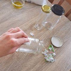 Ετικέτες Μπουκάλια Αφαίρεση Τρόπος Voss Bottle, Water Bottle, Tips & Tricks, Cleaning Hacks, Diy And Crafts, Mason Jars, Health And Beauty, Home Decor, House