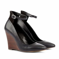Sole Society - Pointed toe wedges - Piper - Adobe