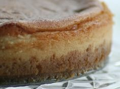 The flavor of this cheesecake is so darn good! It's consistency is quite light and creamy, reminiscent of a wonderful flan or caramel custard. Graham Cracker Crumbs, Graham Crackers, Cheesecake Recipes, Dessert Recipes, Desserts, Caramel Ice Cream, Cream Liqueur, Baileys Irish Cream, Recipes