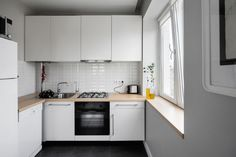 Compact Bachelor Haven in Moscow by M2 Project (21)