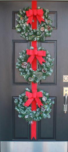 tree wreaths