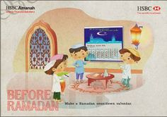 Great ideas for children to experience the true meaning of ramadhan!