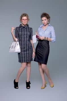 Super cute outfits for work.