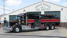Mount Horeb (WI) Fire Rescue Engine 2 Peterbilt 378