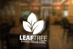Leaf Tree Logo - Logos