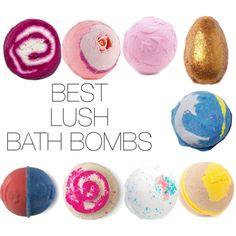 Best Lush bath bombs