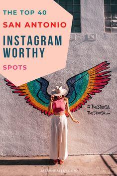 San Antonio Vacation, Downtown San Antonio, Texas Travel, Travel Usa, San Antonio Things To Do, Texas Bucket List, San Antonio Missions, Texas Photography, Instagram Worthy