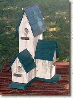 192 Best Diy Birdhouses Feeders Images Birdhouses Nest Box