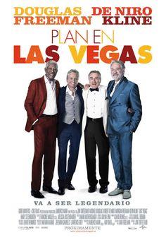 Póster de Plan En Las Vegas (Last Vegas)