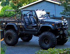 Not a jeep this is a suzuki samurai long wheel base very rare and desireable Jeep Truck, 4x4 Trucks, Cool Trucks, Cool Cars, Suzuki Jimny, My Dream Car, Dream Cars, Nissan Sentra B13, Land Cruiser