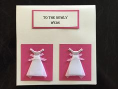 """""""To the newly weds"""" Wedding Card available to purchase online via mismolife.com.au or find on etsy"""