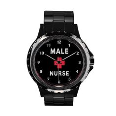 Male Nurse Watches and Apparel