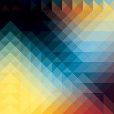 FRACTAL blend geometric