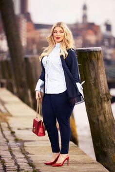 Die 151 Besten Bilder Von Business Outfit Plus Size In 2019