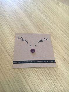 Tarjeta de Navidad; Christmas card