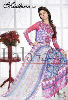 Buy Online Summer Lawn Madham vol 1 2013 | Buy Pakistani Dresses Online | Fashion's MAG e-Bazar