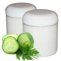 Cucumber Cream Recipe is one of Natures Garden's free Cosmetic Recipes. Learn how to make your own homemade cucumber scented lotion with this tutorial.