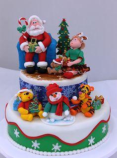 Viorica's cakes - Christmas