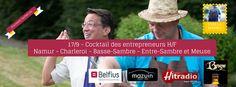 Cercle des entrepreneurs H/F Namur - Charleroi - Basse-Sambre - Entre-Sambre et Meuse