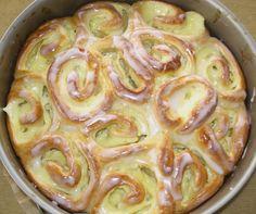 Puddingschnecken - Kuchen (Rezept mit Bild) von naschkatze65 | Chefkoch.de: