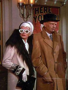 Team Lena Lamont. Singin' in the Rain (1952) -- Costume Designer: Walter Plunkett