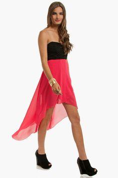 Cirrus Hi-Low Dress super cute dress.... Ugly shoes