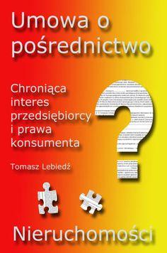 Podręcznik - Umowa o pośrednictwo w obrocie nieruchomościami