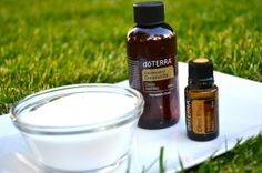 Do your hands and feet resemble sandpaper? Try this DIY scrub made with dōTERRA essential oils
