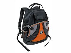 Tradesman Pro Backpack (55421-BP) – You won't find any schoolbooks in this backpack!  Tons of pockets inside this bag makes it easy for dad to store and transport his tools around the jobsite or at home!