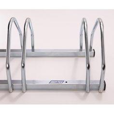 Râtelier range-vélos au sol pour 4 vélos - Mottez  100x33x25cm Range Velo, Shelves, Home Decor, Shelving, Decoration Home, Room Decor, Shelving Units, Home Interior Design, Planks