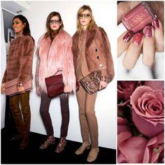 Las mejores fotos fuente de inspiración del color del año 2015. El Marsala. www.yohanasant.es Personal Shopper en Asturias