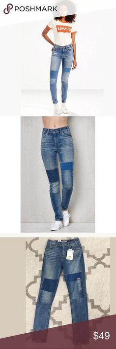 Levi's 721 vintage high rise skinny 26 Levi's 721 vintage patch. high waist skinny 26 x 30. New levis Jeans Skinny