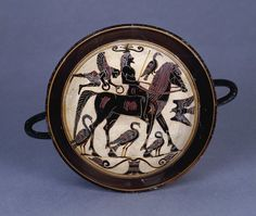 Kylix 550-530 BC Archaic Greek (Source: The British Museum)