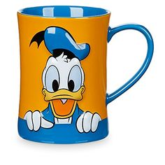 Disney Donald Duck Peekaboo Mug *** Details can be found by clicking on the image. (This is an affiliate link)