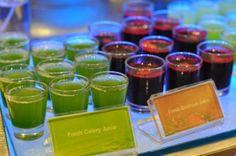 Shangri La Makati Breakfast Shots, wie geil!