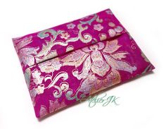 Exotic oriental fabric! Cool!